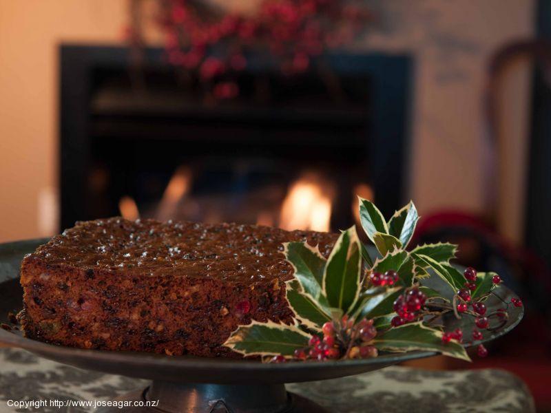 Jo's Christmas Cake